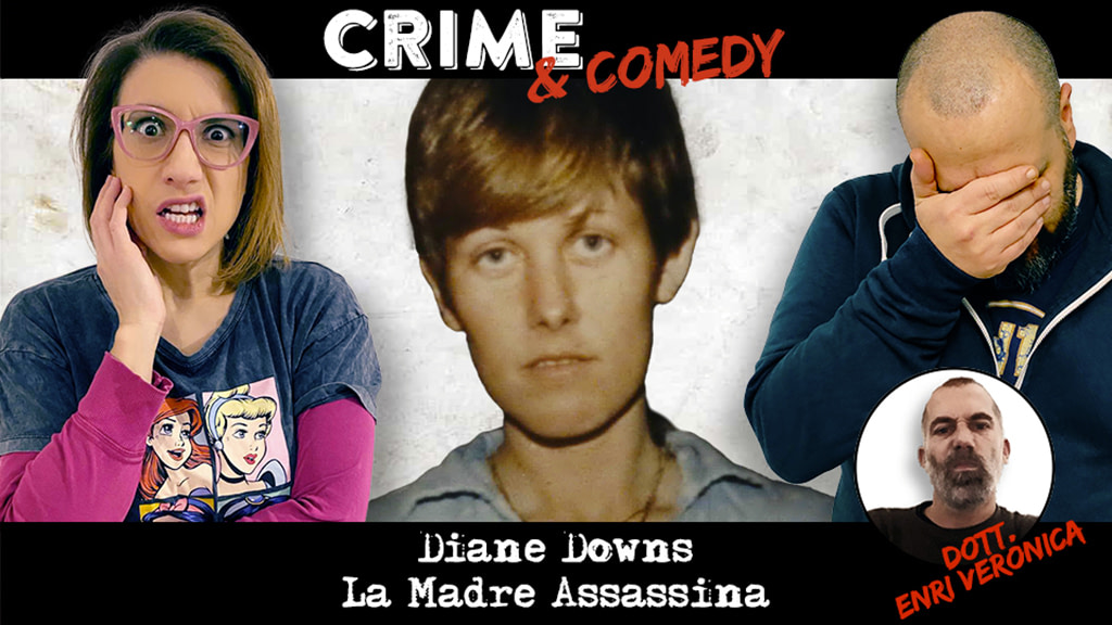 Diane Downs - La Madre Assassina - Podcast