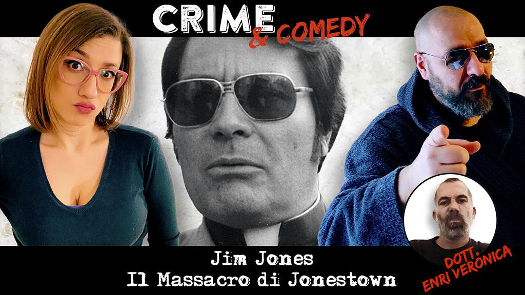 Jim Jones - Il Massacro di Jonestown - Podcast