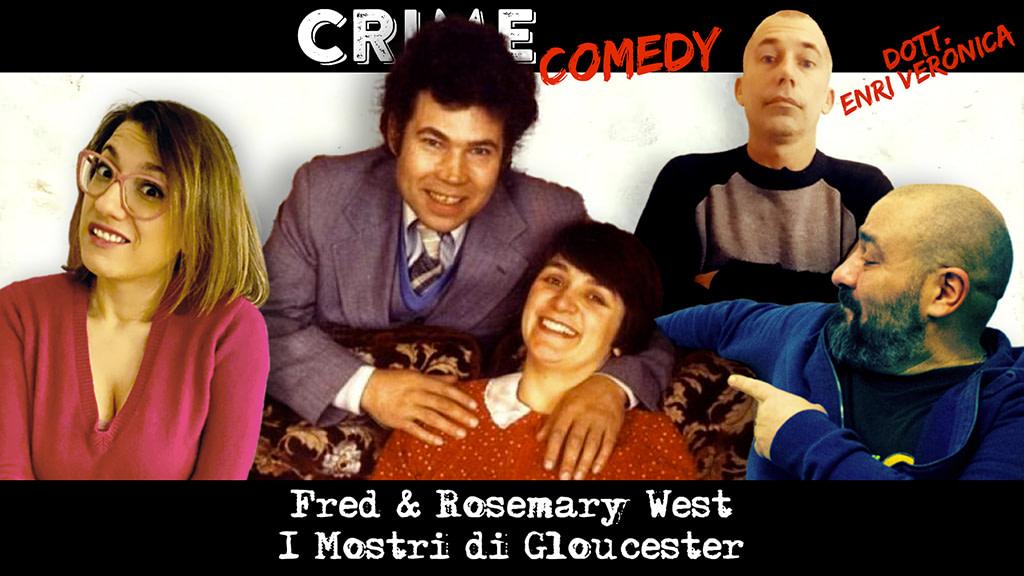 Fred e Rose West - I Mostri di Gloucester - Podcast